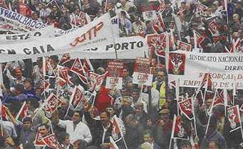 Sindicalismo em Portugal – uma reflexão