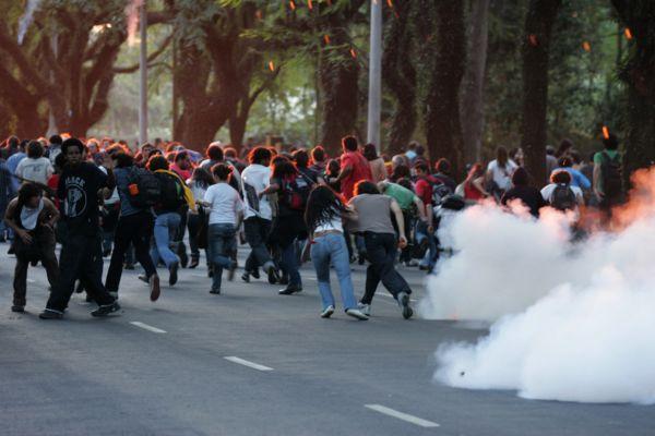 PROTESTO / USP
