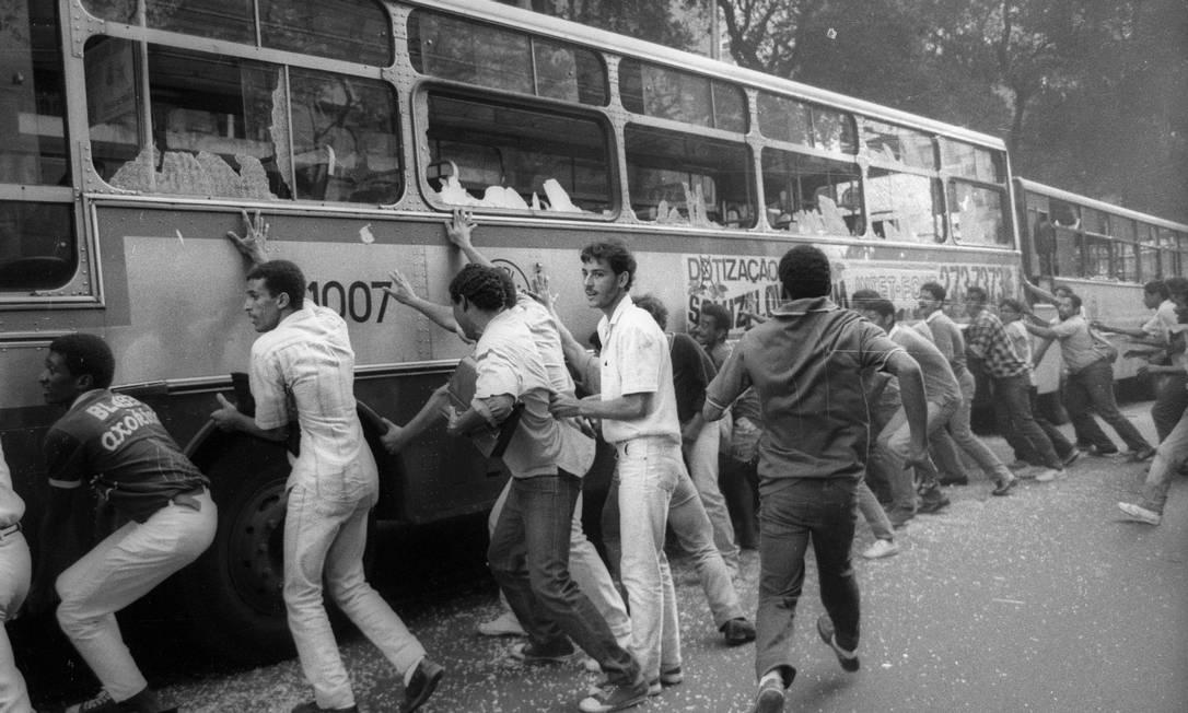 Lutas sociais pelo transporte: uma breve introdução