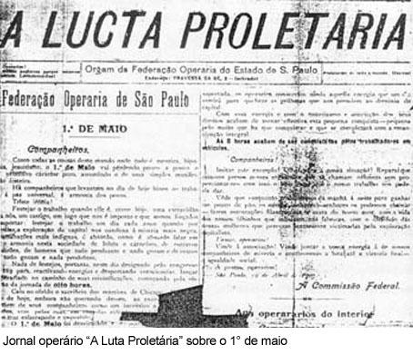 periódico Lucta-proletaria
