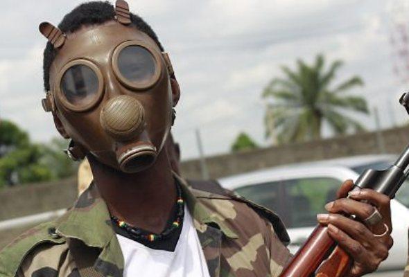 Costa do Marfim: Descida aos infernos