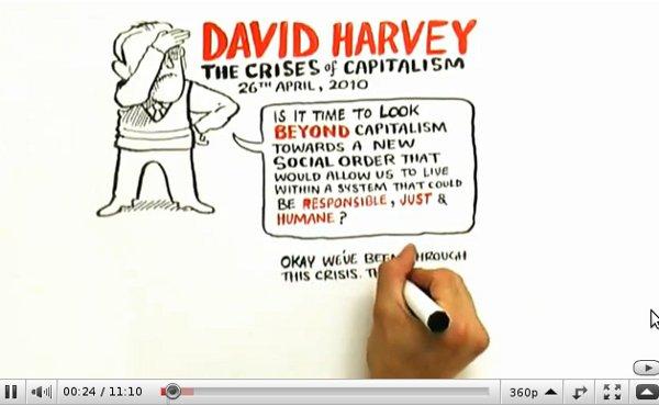 «Será que chegou a hora de olhar para além do capitalismo, em direcção a uma nova ordem social que nos permita viver num sistema responsável, justo e humano?»