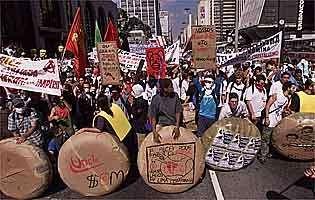 Balanço crítico acerca da Ação Global dos Povos no Brasil