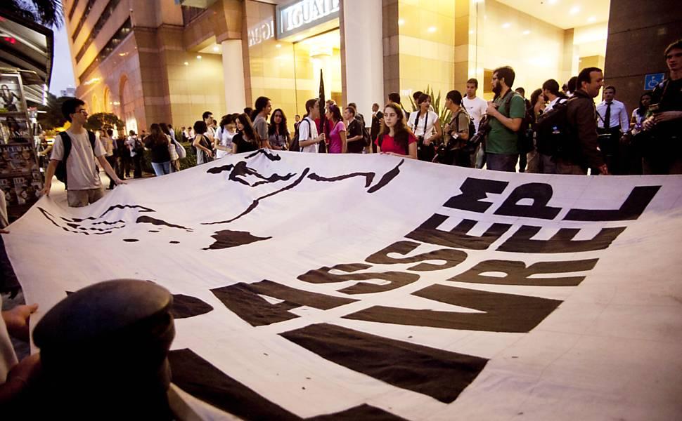 O Movimento Passe Livre São Paulo e a Tarifa Zero