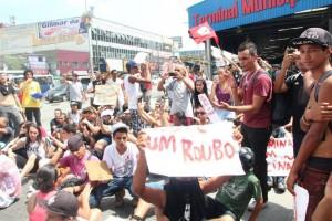 São Paulo: região metropolitana fervendo, contra todos os aumentos!