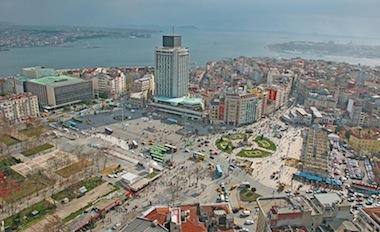 DOSSIÊ: Praça Taksim