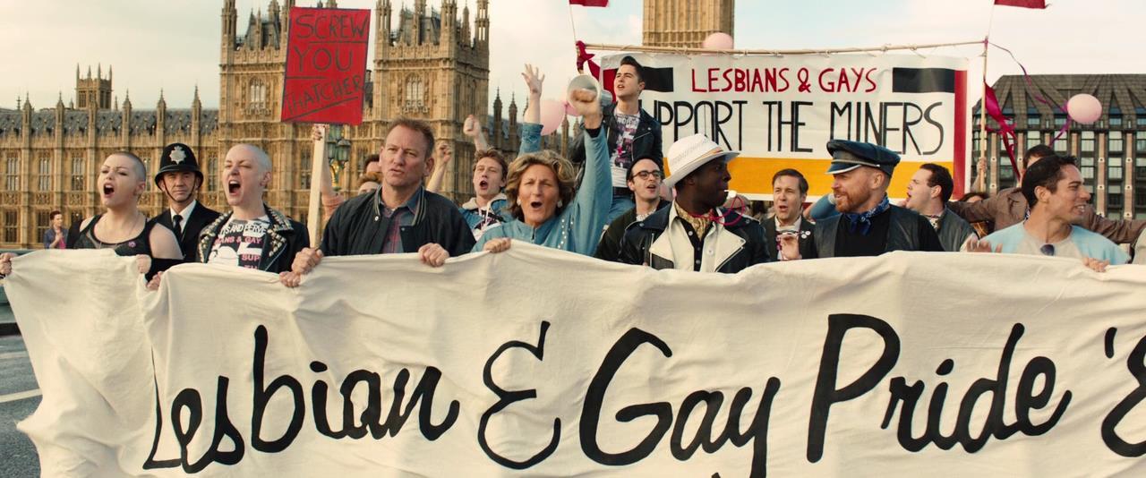 Pride: Uma luta que uniu identidade e classe
