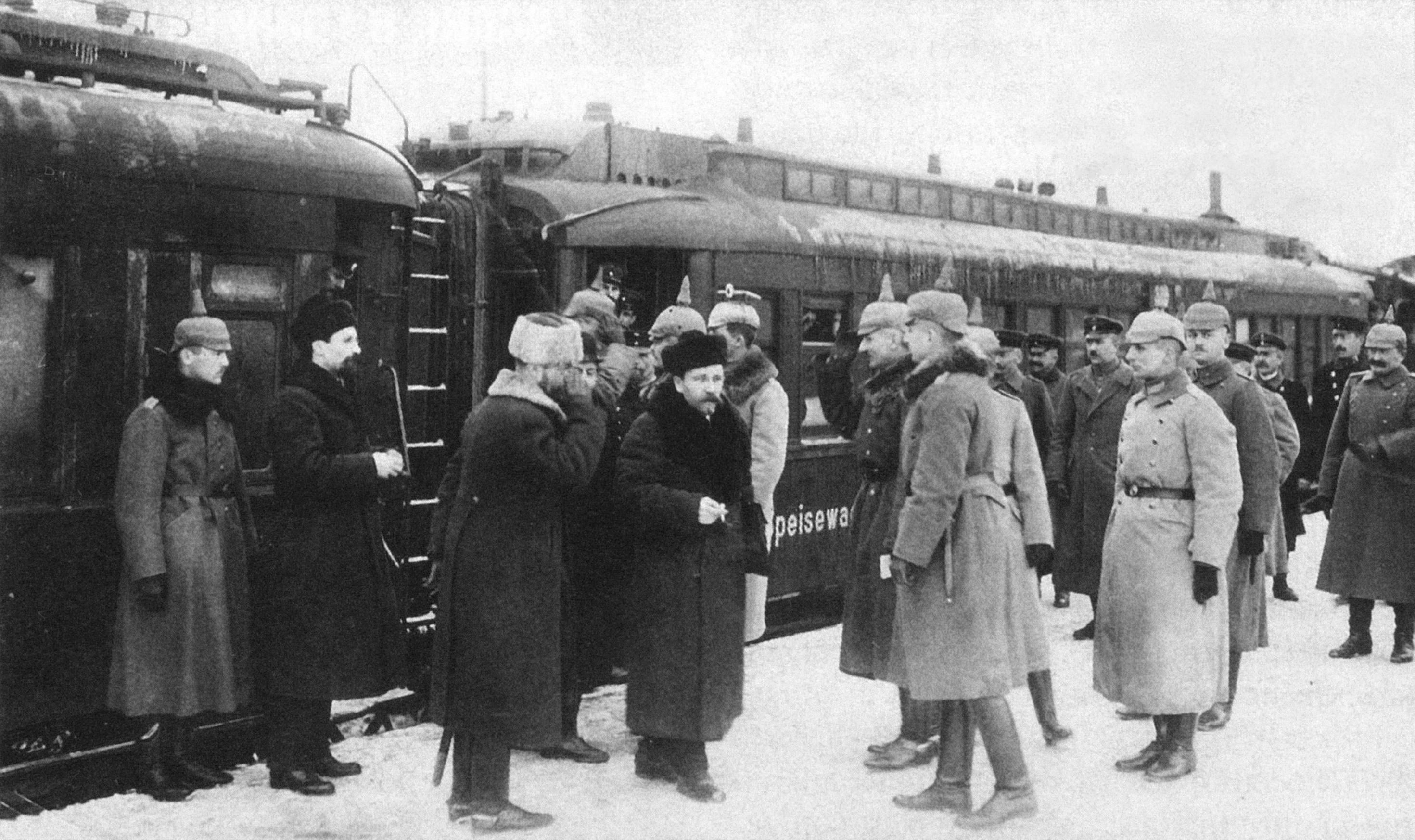Rússia: A aplicação do bolchevismo no quadro nacional (parte 3)