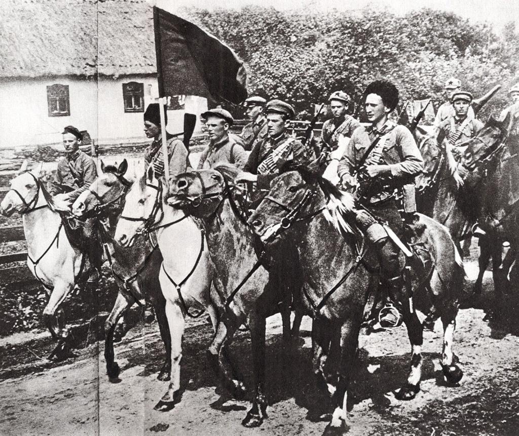 Vidas revolucionárias: Avraam Budanov (1886?-1928/9?)