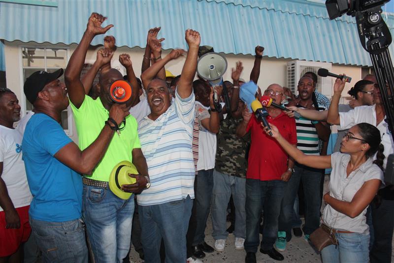 Greve geral em Curaçao e os novos patrões da China