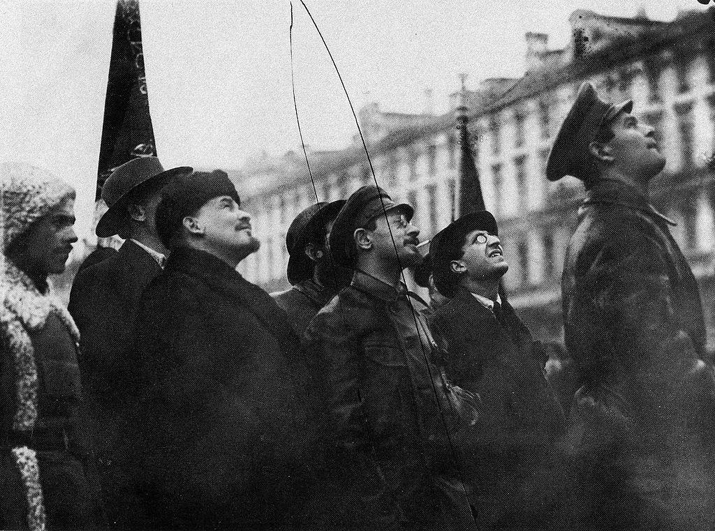 Sverdlóv: organizador partidário bolchevique (1)