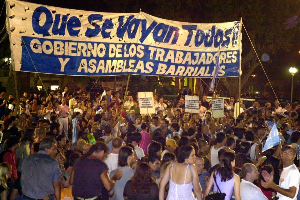 Autogestão em Contexto: Iugoslávia, Chile e Argentina 3) Argentina