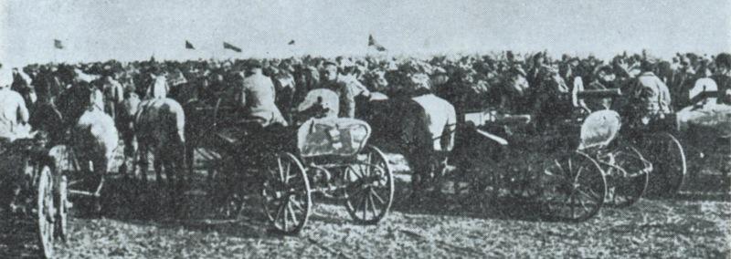 Vidas revolucionárias: Batko Pravda (1877-1921)