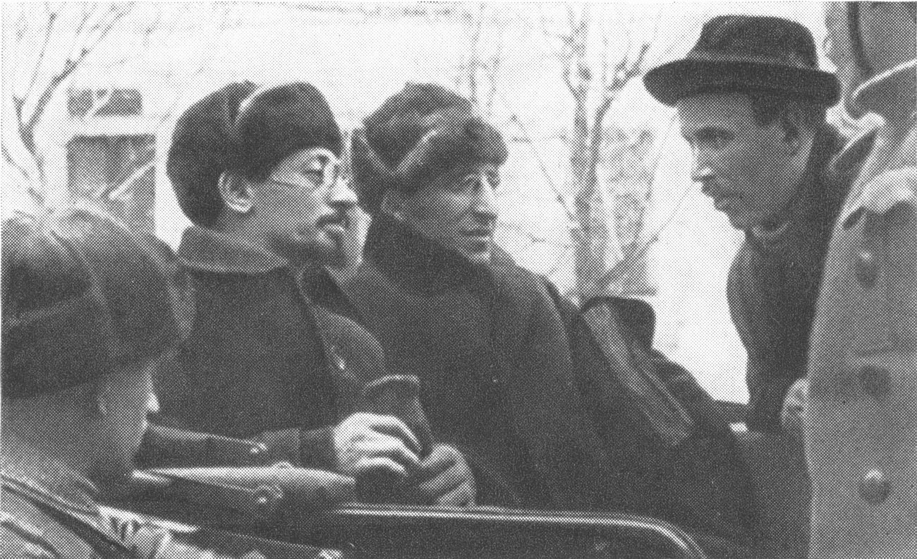 Sverdlóv: organizador partidário bolchevique (3)