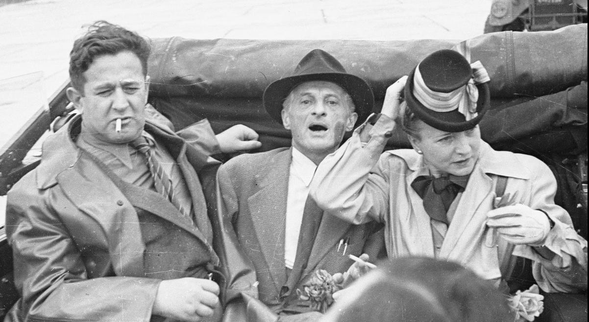 Vidas revolucionárias: Maxime Ranko ou Jerzy Borejsza (1905-1952), o homem por trás dos nomes
