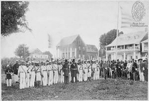 um regimento liberiano