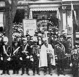 Congresso da UNIA em 1922