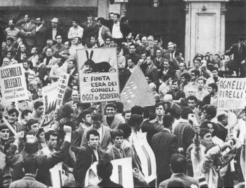 Quaderni Rossi e Classe Operaia: notas para uma história do operaísmo italiano
