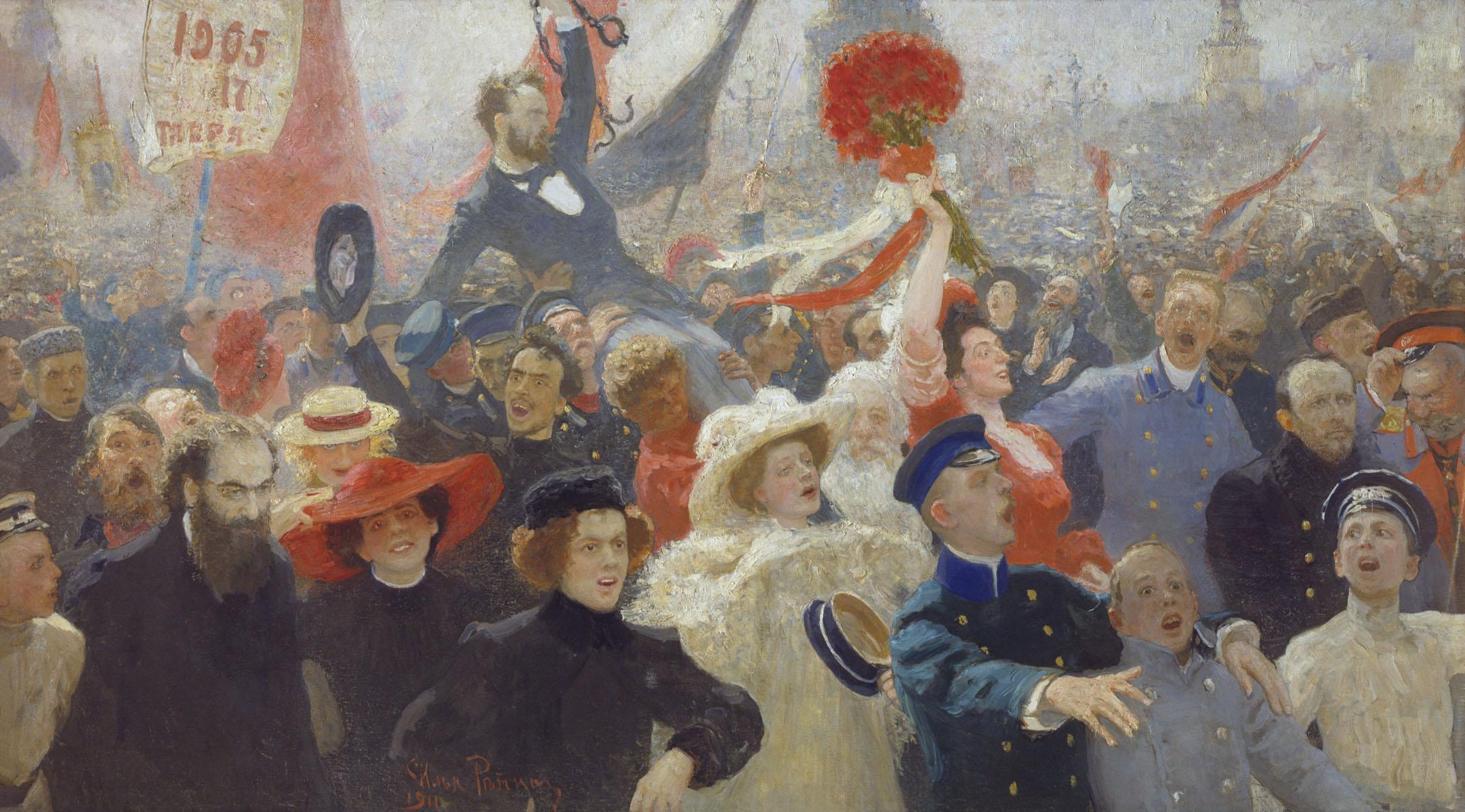 A Revolução Russa e seu significado