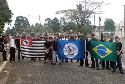 Recente encontro Neointegralista em São Paulo