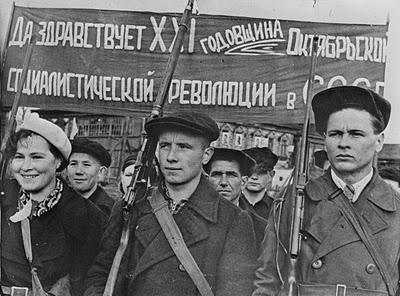 Dossiê: Revolução Russa