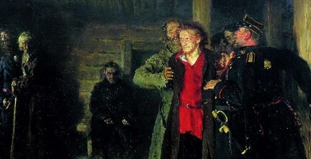 Anarquismo e marxismo na Revolução Russa (2): Antecedentes de 1917