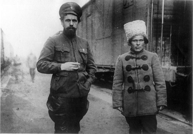 O expurgo final dos makhnovistas (1937-1938)