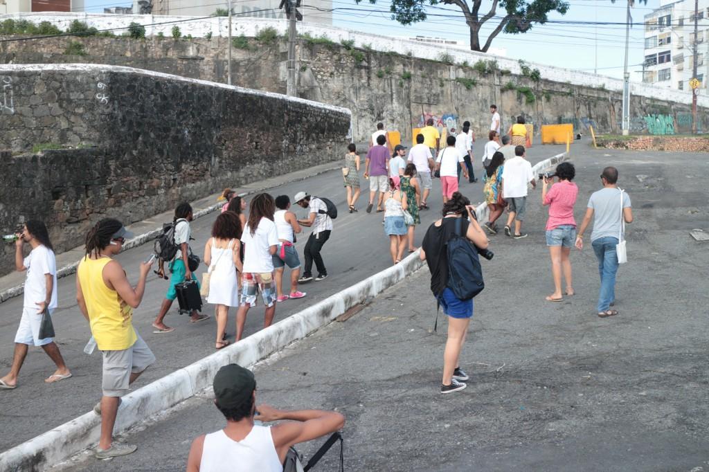 """""""Várias queixas"""" no Centro Antigo de Salvador"""