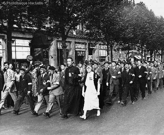 Manifestação fascista de 6 de Fevereiro de 1934 em Paris