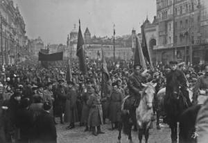 Rússia, 1918