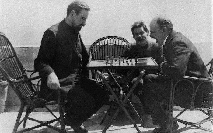 Anarquismo e marxismo na Revolução Russa (3): Lênin e o bakuninismo