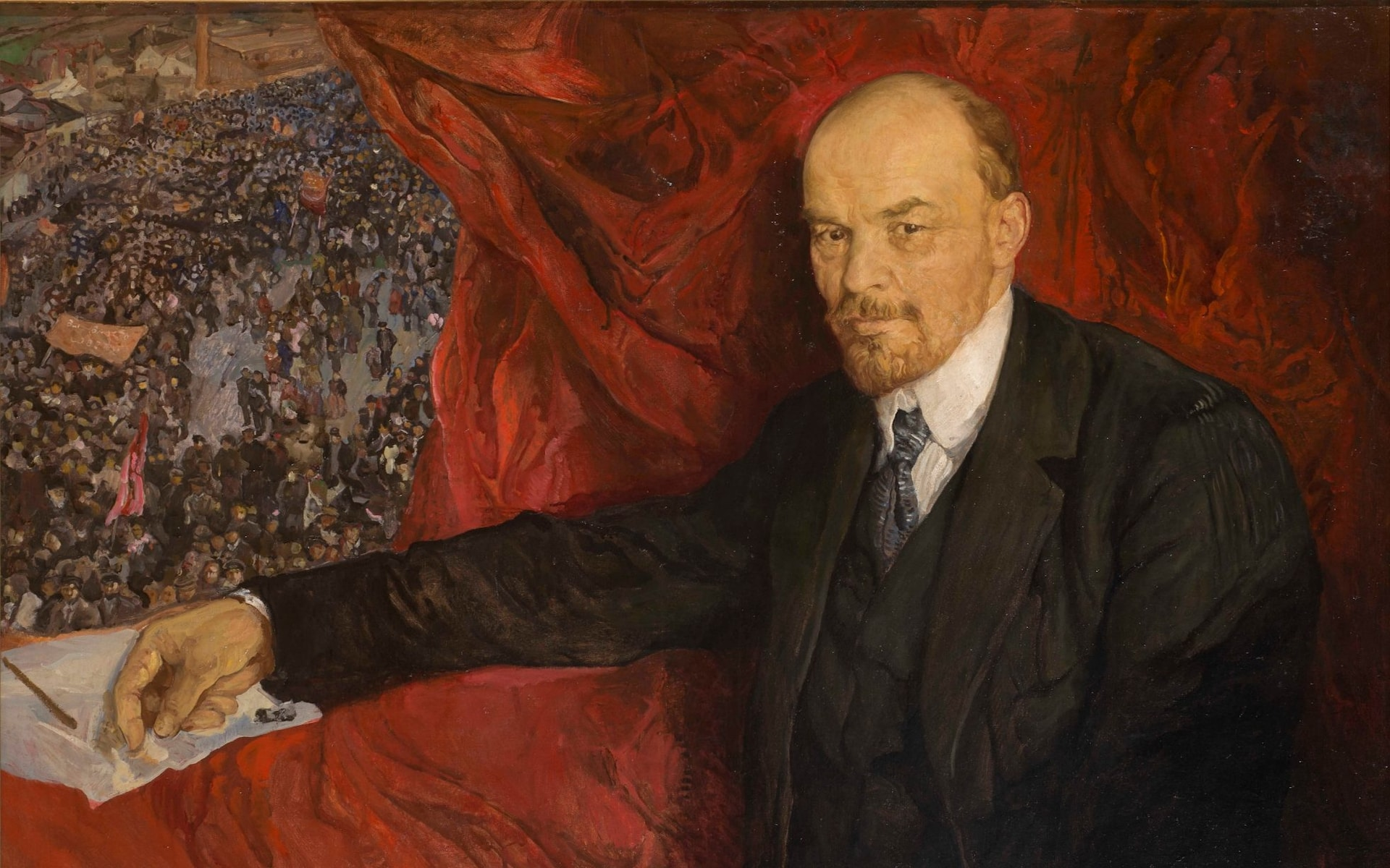 Anarquismo e marxismo na Revolução Russa (5): O Estado bolchevique e os Sovietes