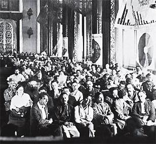 Delegados ao 5º Congresso da Internacional Comunista (1924)