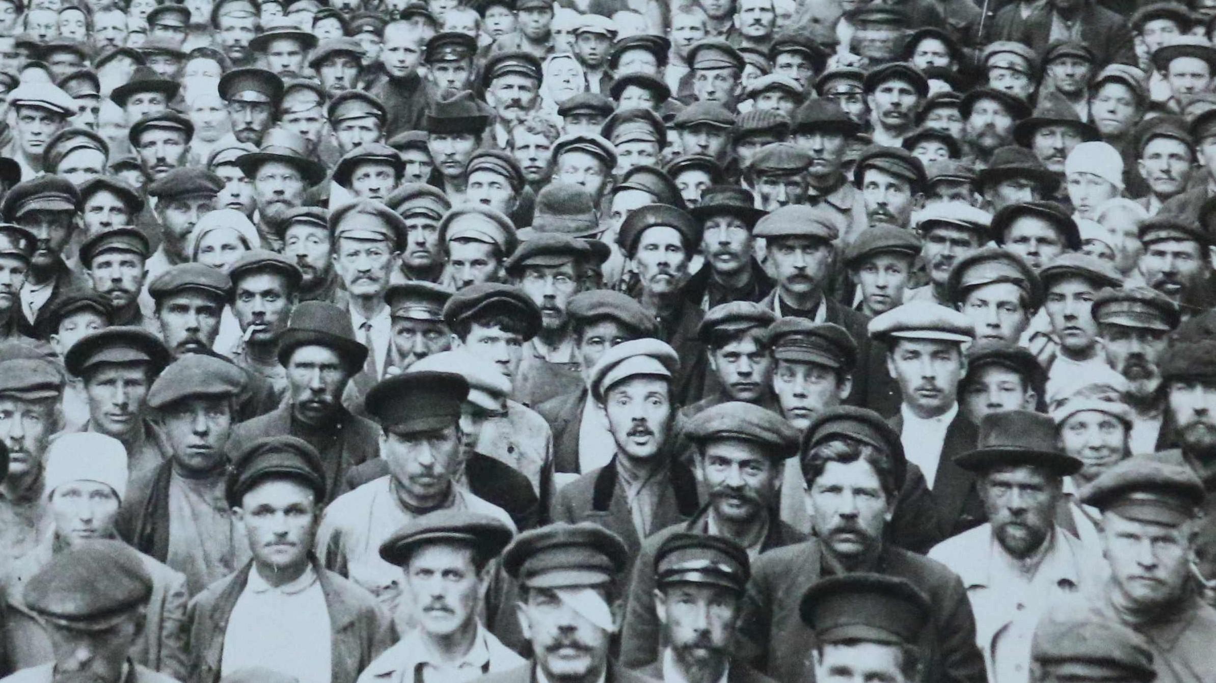 A oposição bolchevique contra Lênin: G. I. Miasnikóv e o Grupo Operário