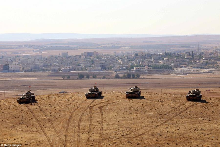 Biji Kritik Rojava: crítica radical e solidariedade contra a barbárie das guerras de reordenamento mundial
