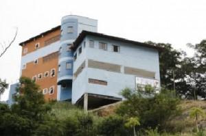 Fig.1: UPP da favela Santa Marta. Fonte: www.policiamilitar.rj.gov.br
