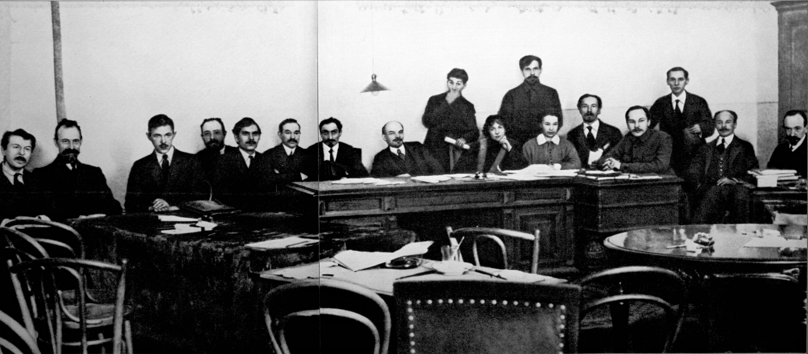 sovnarkom1918