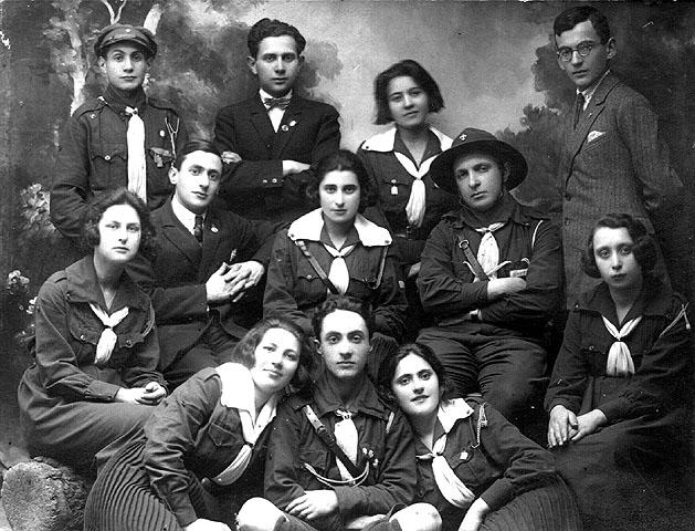 Sionismo de esquerda: memórias juvenis na Hashomer Hatzair