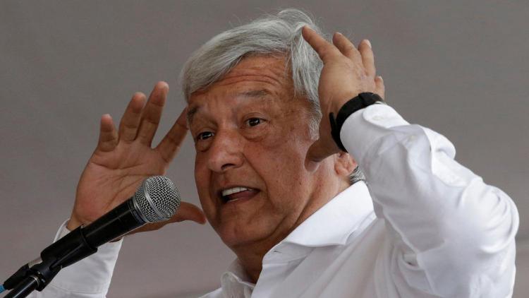 Acerca da eleição de Lopez Obrador