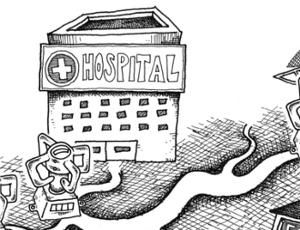 hospital-catraca