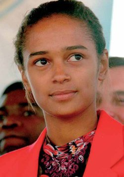 <b>Isabel dos Santos</b>, uma das maiores fortunas de África, com interesses directos em vários bancos no mundo, é filha de José Eduardo dos Santos, o eterno presidente de Angola.