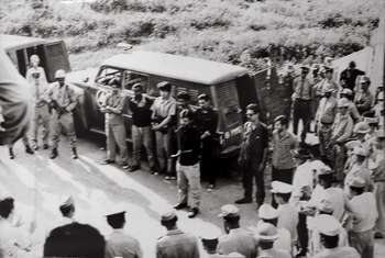 """Embora a POLOP não haja participado da Guerrilha do Caparaó, organizada pelo Movimento Nacionalista Revolucionário (MNR), envolveu-se em sua antecessora direta, a """"Guerrilha de Copacabana"""""""