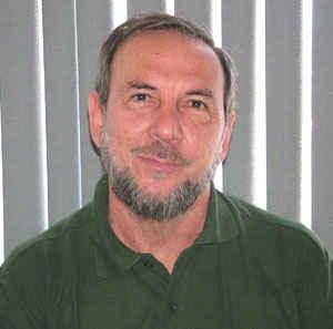 Pery Falcón, fundador da POLOP