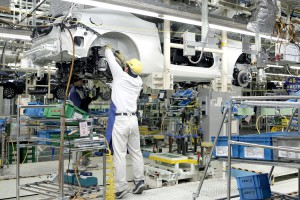 Images Of Toyota 86 and Subaru BRZ Assembly Inside Fuji Heavy Industries Plant