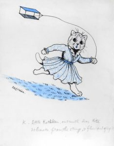 k-little-kathleen-out-with-her-kite-it-broke-from-the-string-and-flew-out-of-sight-1914