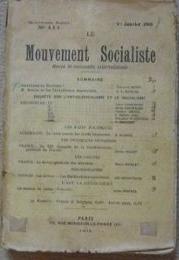 Mouvement socialiste 2