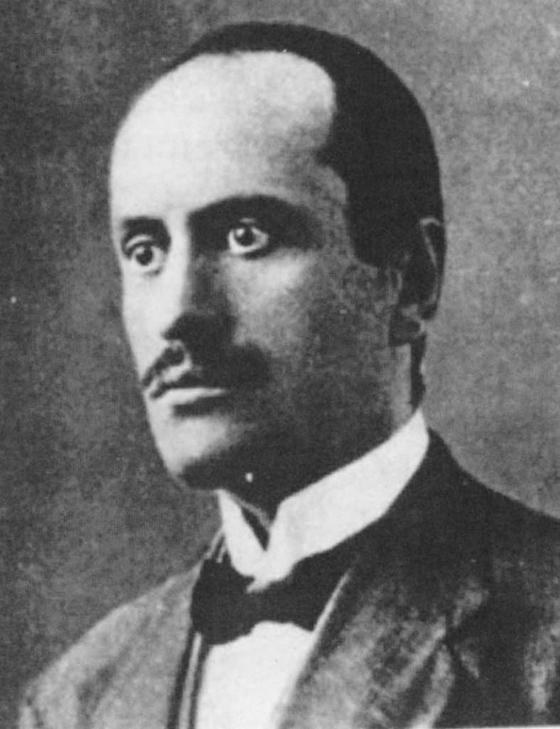 Mussolini 1911