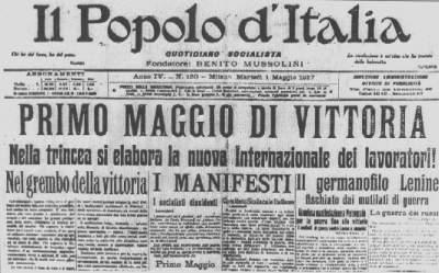 Popolo d'Italia 1