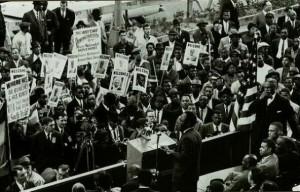 Kwame Nkrumah, pai do pan-africanismo de Estado, discursa no Harlem (Nova Iorque, 1960)