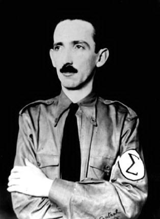 Plínio Salgado - Um dos fundadores do Integralismo no Brasil